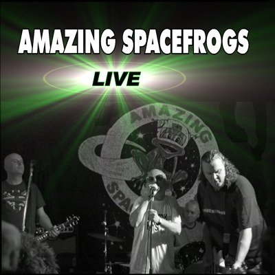 Space Frogs Live