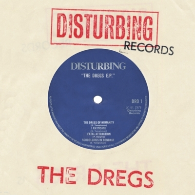 The Dregs EP on CD