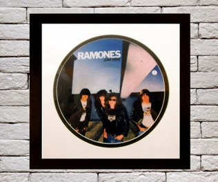 Ramones Leave Home Limited Edition Picture Disc
