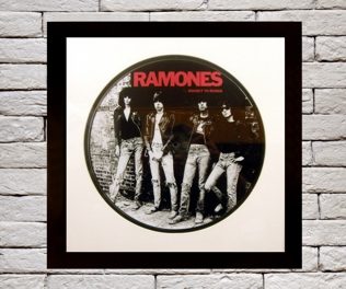 Ramones Rocket To Russia Limited Edition Picture Disc