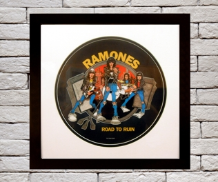 Ramones Road To Ruin Limited Edition Picture Disc